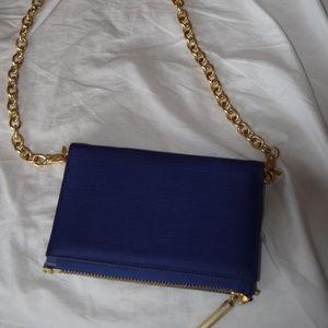 Dagne Dover Royal Blue Original Clutch Wallet